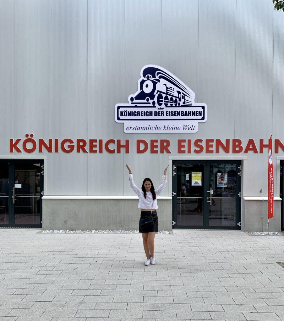 Königreich der Eisenbahnen Wien Prater