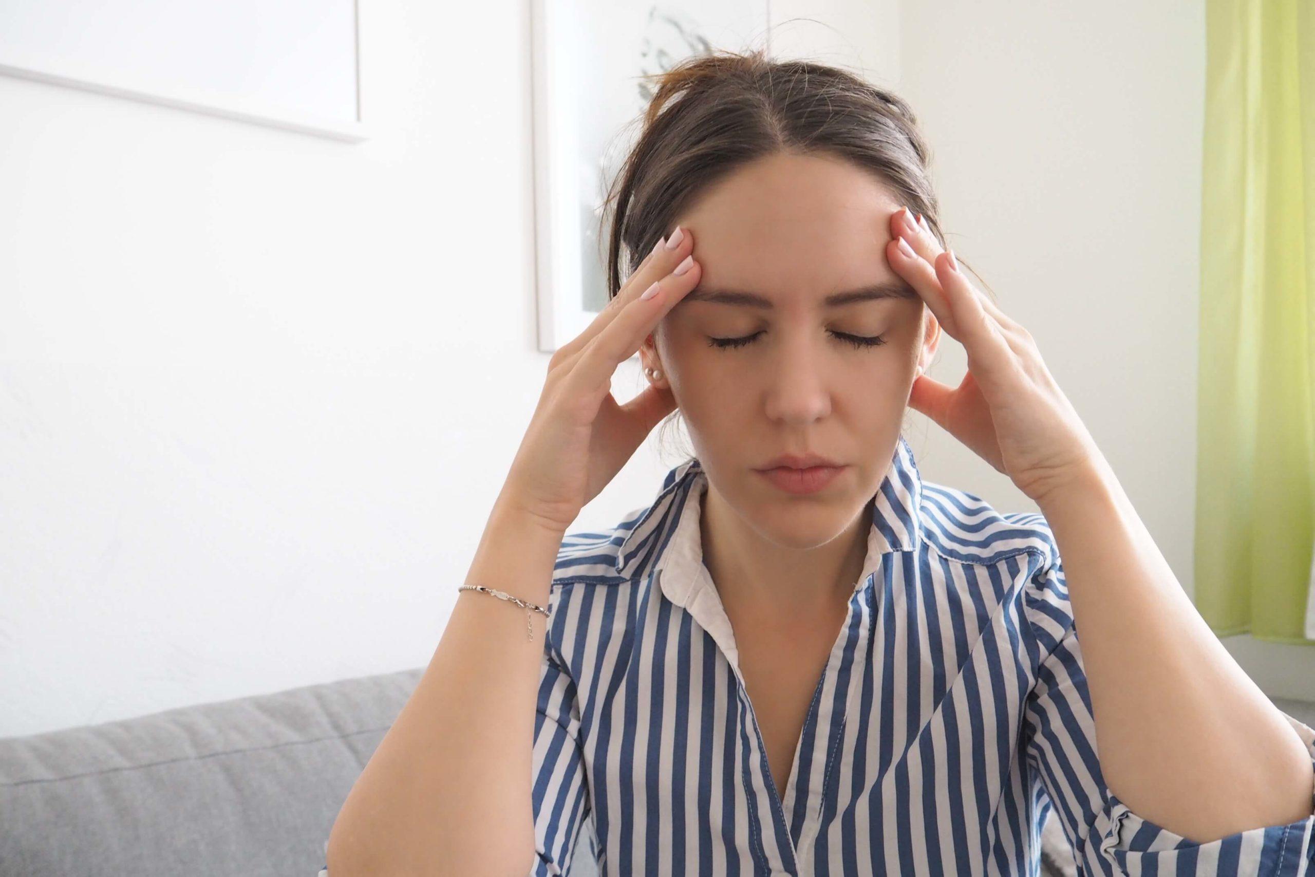Migräne mit Migravent behandeln