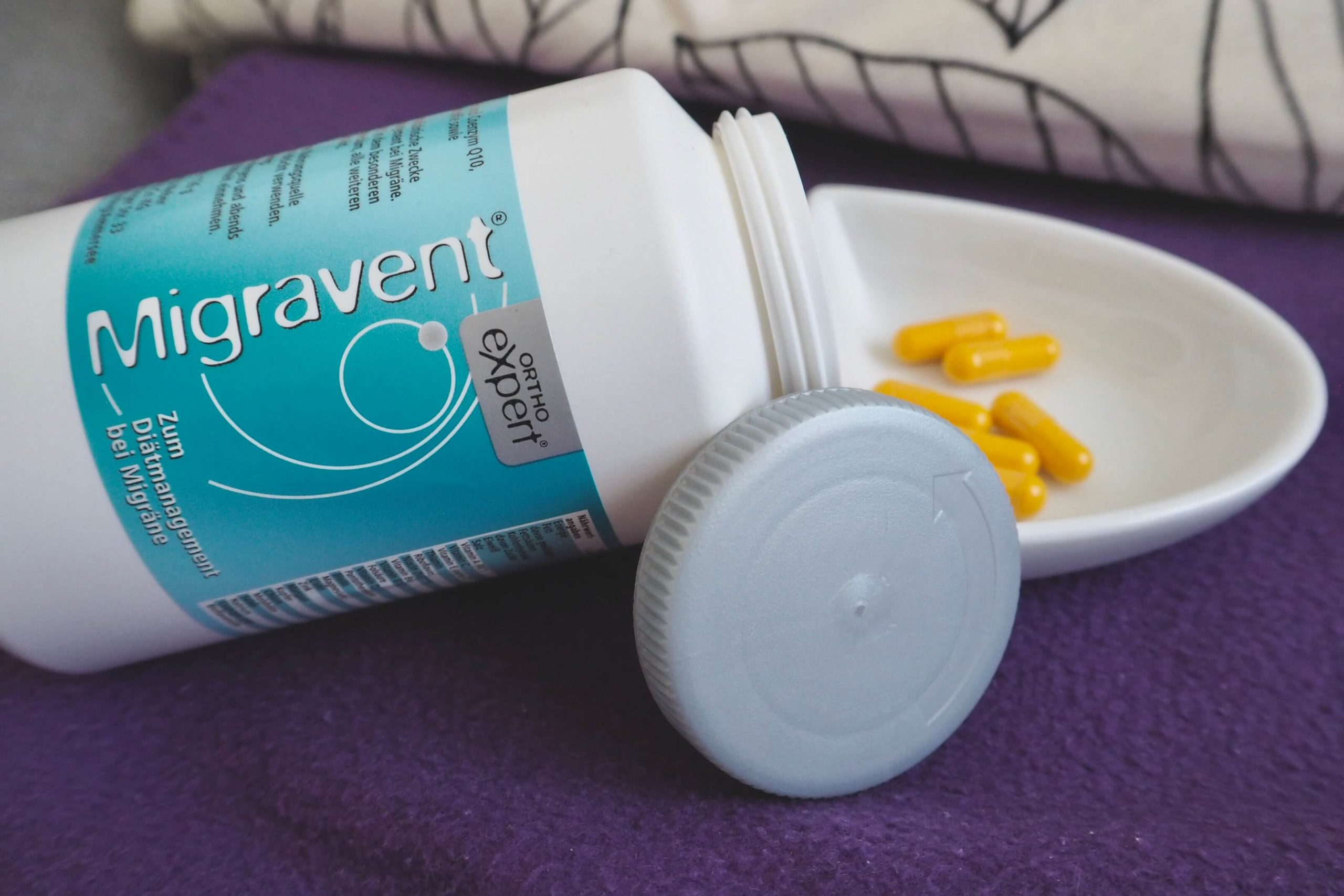 Migravent Migränevorbeugung