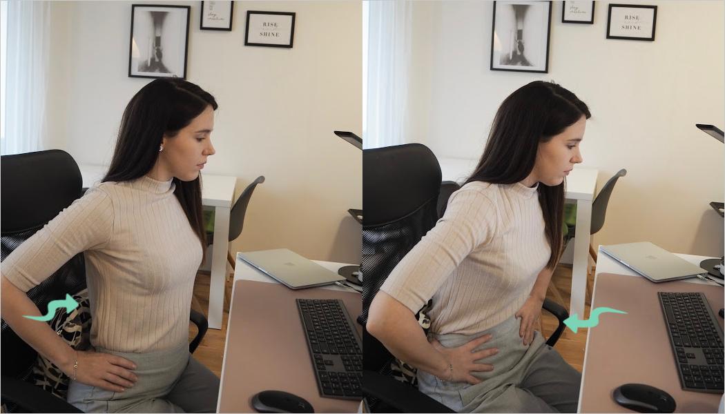 Übungen im Büro